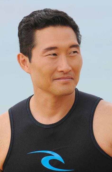 Muss sich mit seiner Vergangenheit auseinandersetzen: Chin (Daniel Dae Kim) ... - Bildquelle: 2013 CBS BROADCASTING INC. All Rights Reserved.