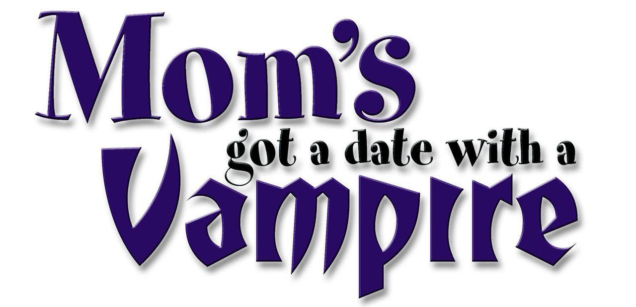 """""""Mamas Rendezvous mit einem Vampir"""" - Originaltitel-Logo - Bildquelle: Walt Disney Pictures"""