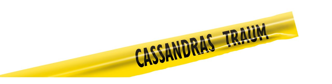 Cassandras Traum - Logo - Bildquelle: Constantin Film