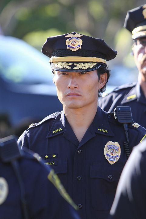 Um Steves Unschuld zu beweisen, versuchen Chin (Daniel Dae Kim) und Danny alles ... - Bildquelle: Mario Perez TM &   CBS Studios Inc. All Rights Reserved.