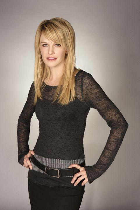 (5. Staffel) - Sie ist besitzt einen logisch, denkenden Verstand und die nötige Wärme, um sowohl ihre Fälle zu lösen, wie auch um sich in die Hinter... - Bildquelle: Warner Bros. Television