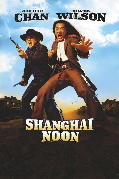 """Shang-High Noon: Der eine ist ein Weiber- und Maulheld (Owen Wilson, l.), der andere ist ein schlagkräftiger und bald steckbrieflich gesuchter """"Shan... - Bildquelle: Beta Film GmbH"""
