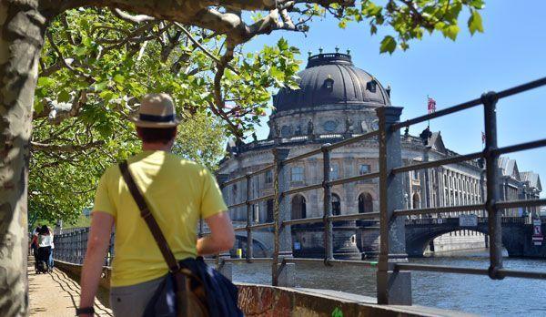 Museumsinsel - Bildquelle: dpa