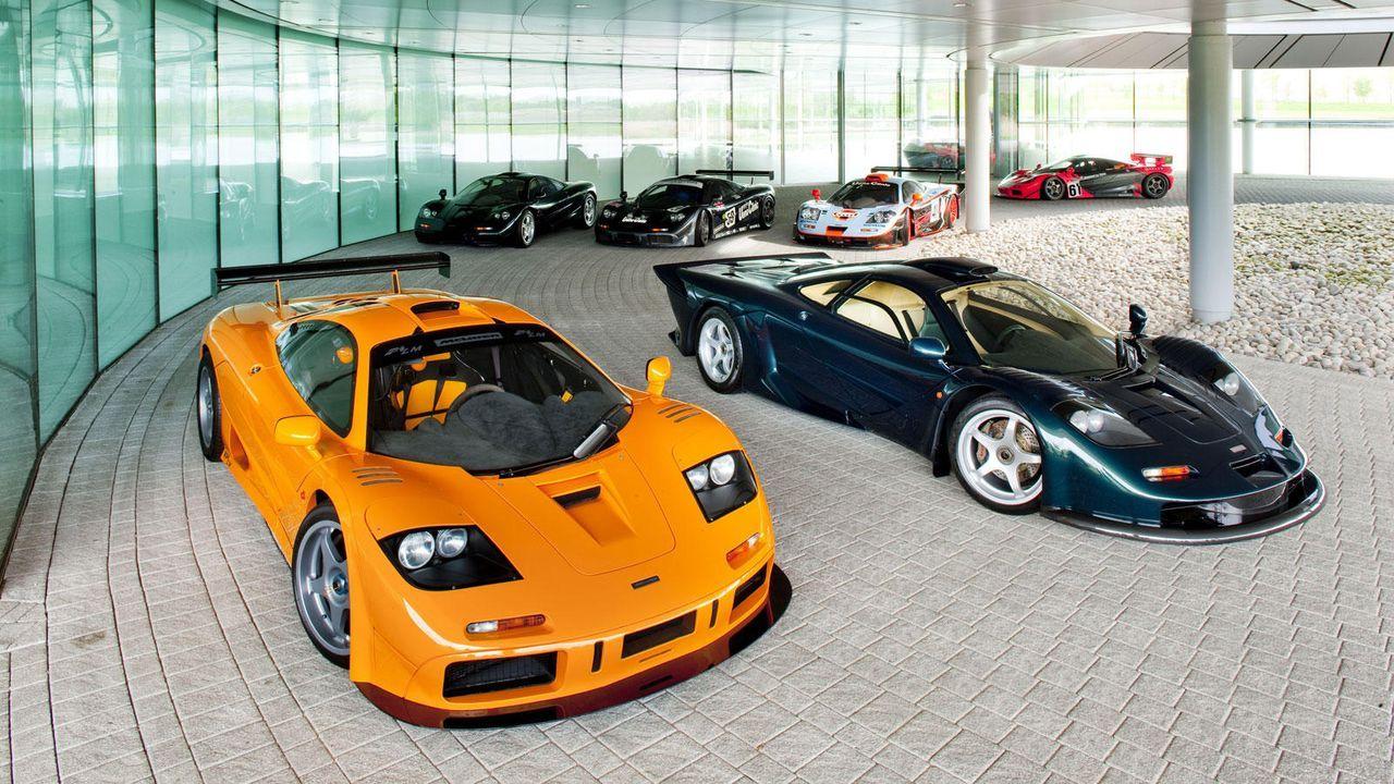 Erfolg in Le Mans - Bildquelle: McLaren