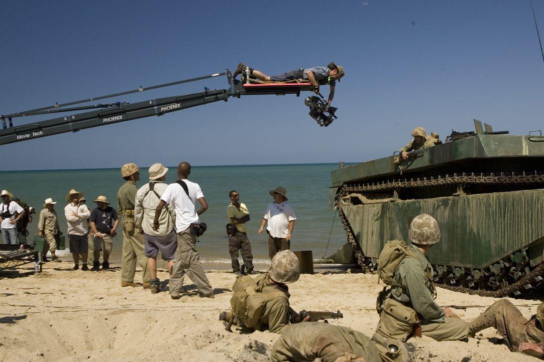 """Der Schauplatz der Miniserie """"The Pacific"""" ist der Pazifikraum während des Zweiten Weltkriegs. Hauptdrehorte allerdings waren Port Douglas (Queensla... - Bildquelle: Home Box Office Inc. All Rights Reserved."""
