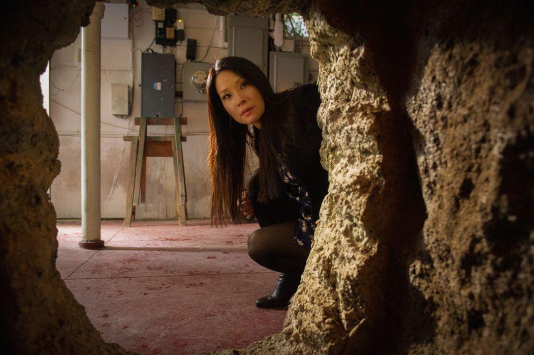 Als Watson (Lucy Liu) von Captain Gregsons Tochter Hannah darum gebeten wird, ihr bei der Auflösung eines Falls des NYPDs zu helfen, zögert sie nich... - Bildquelle: CBS Television