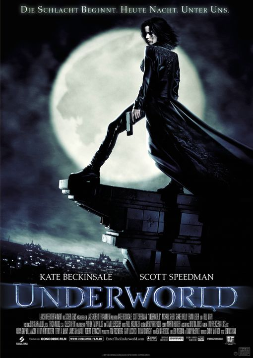 Underworld mit Kate Beckinsale - Bildquelle: 2003 Lakeshore Entertainment Group LLC. All Rights Reserved.