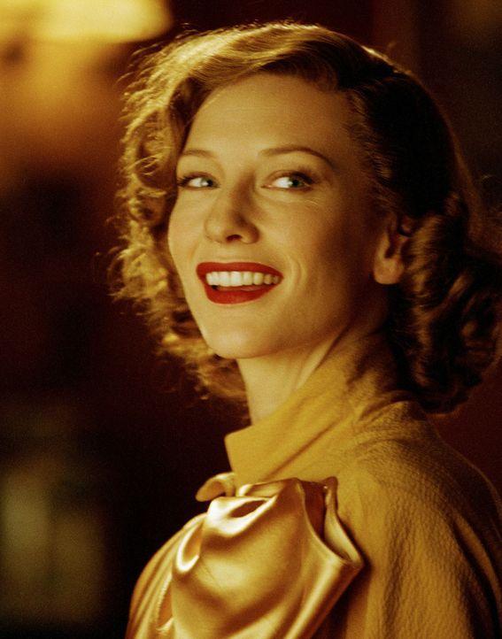 Filmdiven wie Katherine Hepburn (Cate Blanchett) sind dem Piloten und Filmemacher Howard Hughes gnadenlos verfallen. Was sie nicht ahnen, er hat ein... - Bildquelle: Miramax International