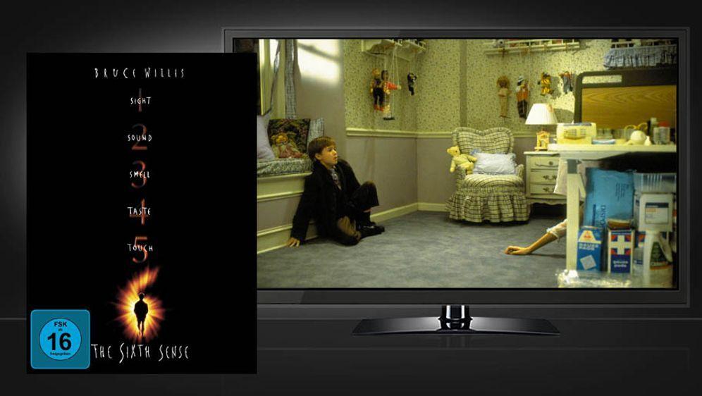 The Sixth Sense (Mediabook Blu-ray+DVD) - Bildquelle: Filmjuwelen