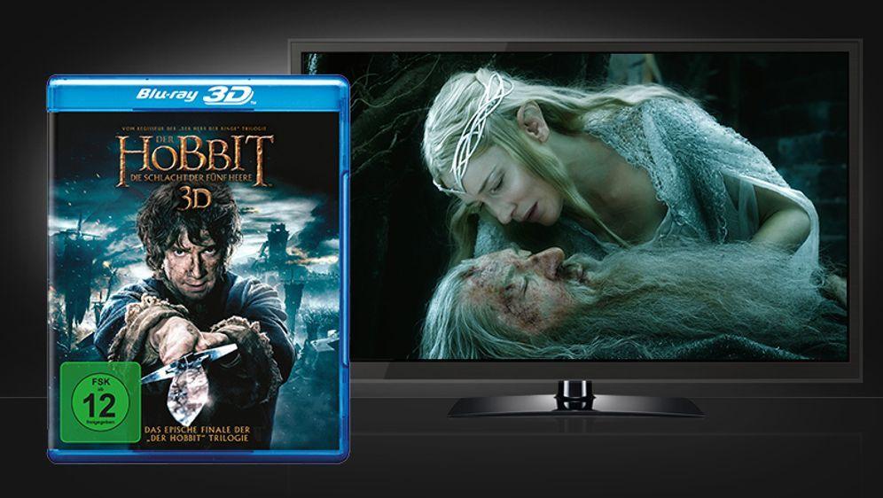 Der Hobbit: Die Schlacht der fünf Heere (Blu-ray Disc) - Bildquelle: Warner Home Video