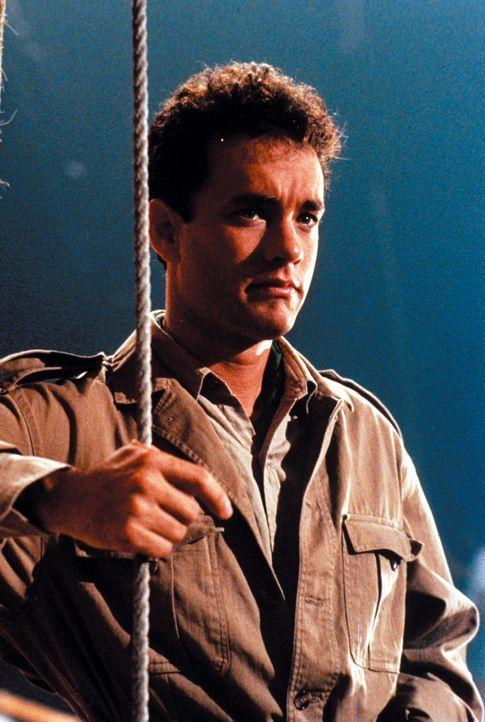Der Unternehmer Graynamore macht dem vermeintlich todkranken Joe (Tom Hanks) ein verlockendes Angebot: Er darf den Rest seines Lebens im Luxus schwe... - Bildquelle: Warner Bros.