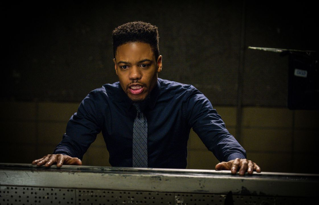 Detective Marcus Bell (Jon Michael Hill) - Bildquelle: Jeff Neira 2017 CBS Broadcasting, Inc. All Rights Reserved/Jeff Neira