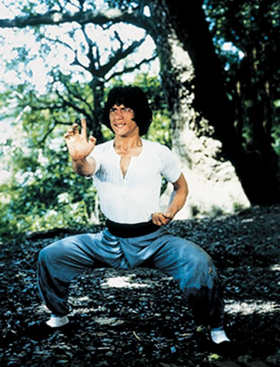 Wong Fei-Hung (Jacky Chan) - Bildquelle: 1978, 1985 Seasonal Film Corporation. All Rights Reserved.