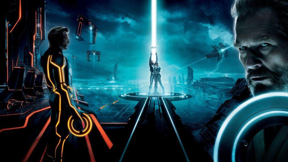 TRON: Legacy - Bildquelle: Disney Enterprises, Inc.  All rights reserved