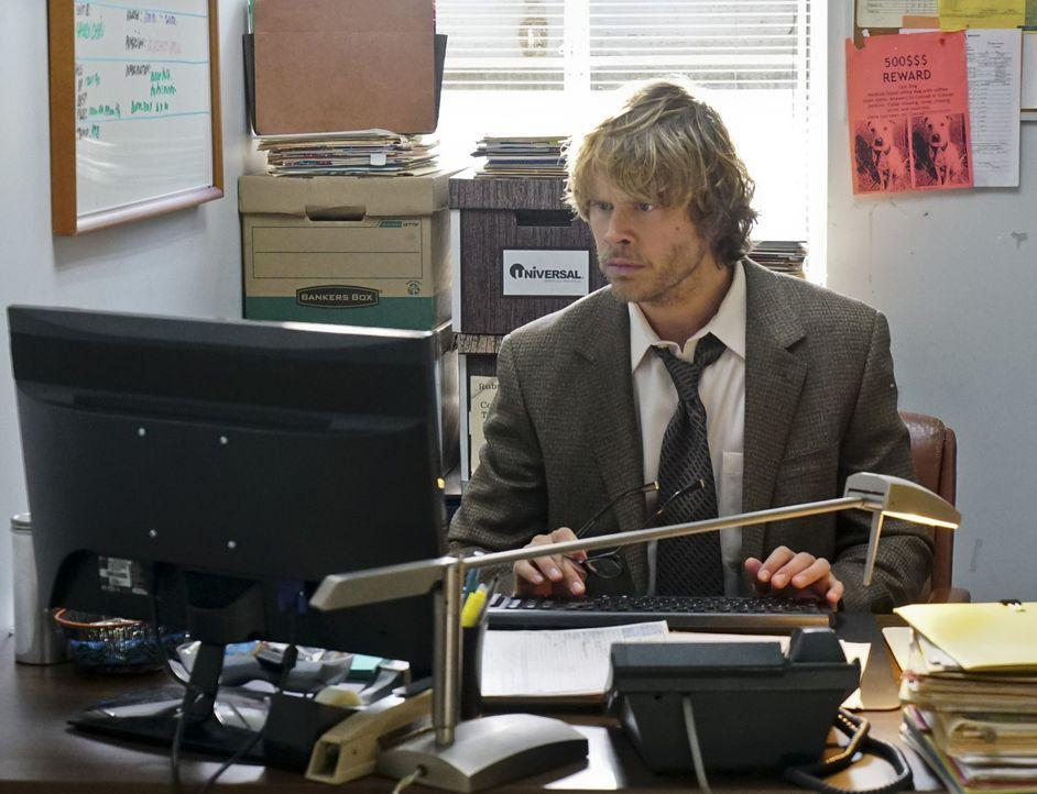 Ein neuer Fall beschäftigt Deeks (Eric Christian Olsen) und seine Kollegen ... - Bildquelle: Richard Cartwright CBS Studios Inc. All Rights Reserved.
