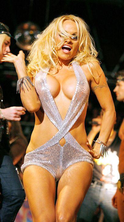 Pamela Anderson - Bildquelle: getty-AFP