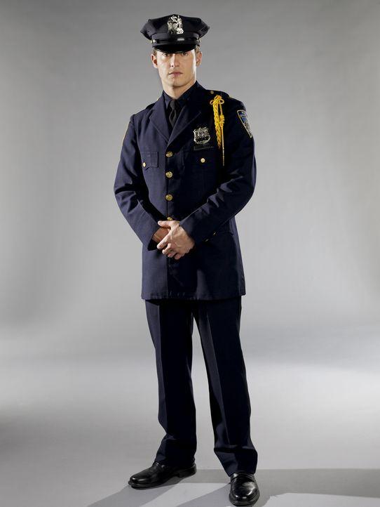 (2. Staffel) - Immer im Einsatz für Gerechtigkeit: Jamie Reagan (Will Estes) - Bildquelle: 2010 CBS Broadcasting Inc. All Rights Reserved