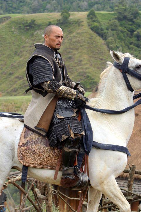 Der letzte japanische Samurai, Katsumoto (Ken Watanabe), ist eigentlich ein treuer Untertan, der sich für den Herrscher sogar das Leben nehmen wür... - Bildquelle: Warner Bros.