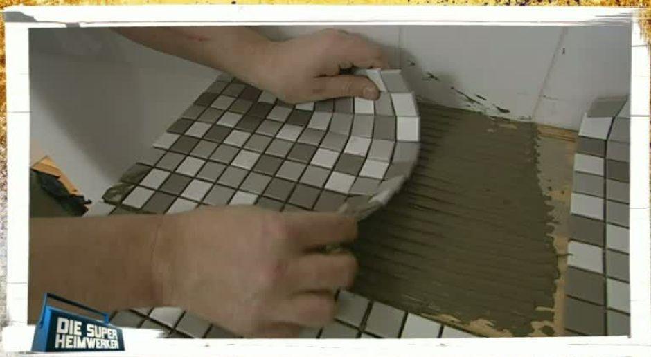Die Super Heimwerker Video Profi Tipp Mosaik Fliesen Kabeleins