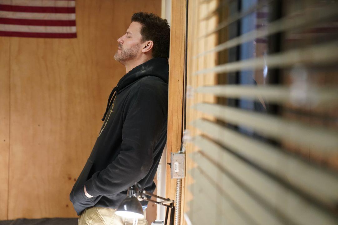 Nach der Nacht mit Amy ist Jason (David Boreanaz) unsicher, wo die beiden stehen ... - Bildquelle: Cliff Lipson Cliff Lipson/CBS © 2018 CBS Broadcasting, Inc. All Rights Reserved. / Cliff Lipson