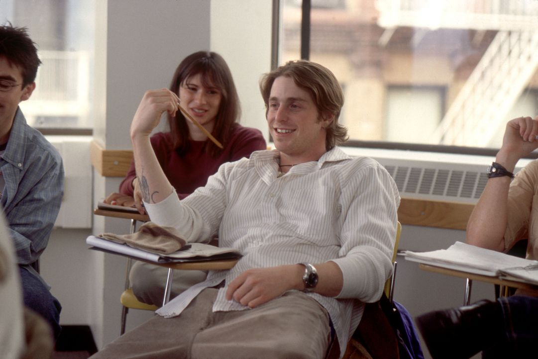 Asher Gromberg (Cameron Douglas) hat nicht nur Drogenprobleme ... - Bildquelle: Buena Vista International