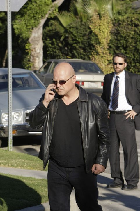 Vic (Michael Chiklis, l.) und Ronnie Gardocki (David Rees Snell, r.) müssen einen neuen Weg einschlagen, nachdem es dem ICE nicht gelungen ist Beltr... - Bildquelle: 2007 Twentieth Century Fox Film Corporation. All Rights Reserved.