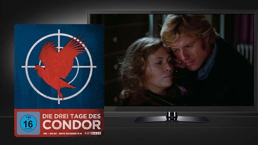 Die drei Tage des Condor (4K UHD + Blu-ray Disc) - Bildquelle: Studiocanal