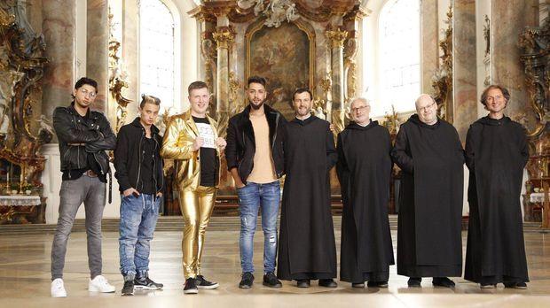 Ab Ins Kloster Eine Fremde Welt Für Die Jungs