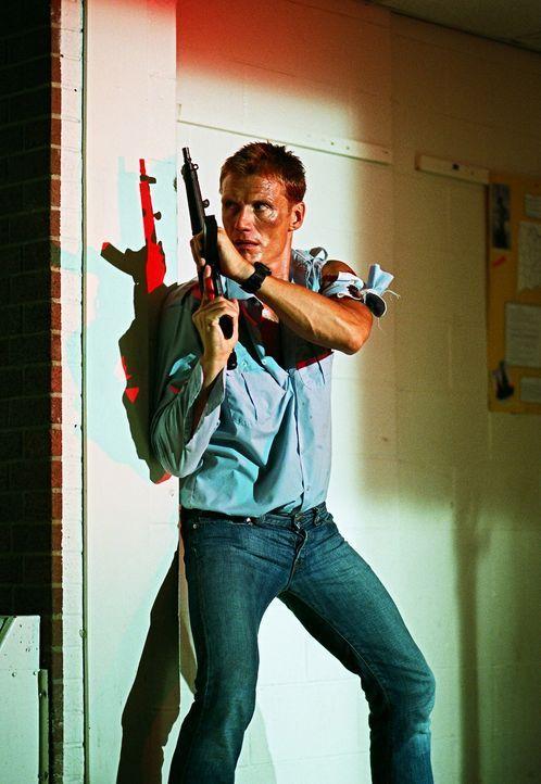 Ein letztes Mal noch muss der Lehrer Sam Decker (Dolph Lundgren) die rebellischsten Schüler beim Nachsitzen überwachen, dann ist der Job vorbei. D... - Bildquelle: Nu Image