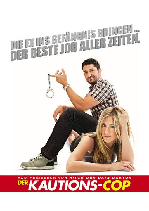 Der Kautions-Cop - Plakatmotiv - Bildquelle: 2010 Columbia Pictures Industries, Inc. and Beverly Blvd LLC. All Rights Reserved.