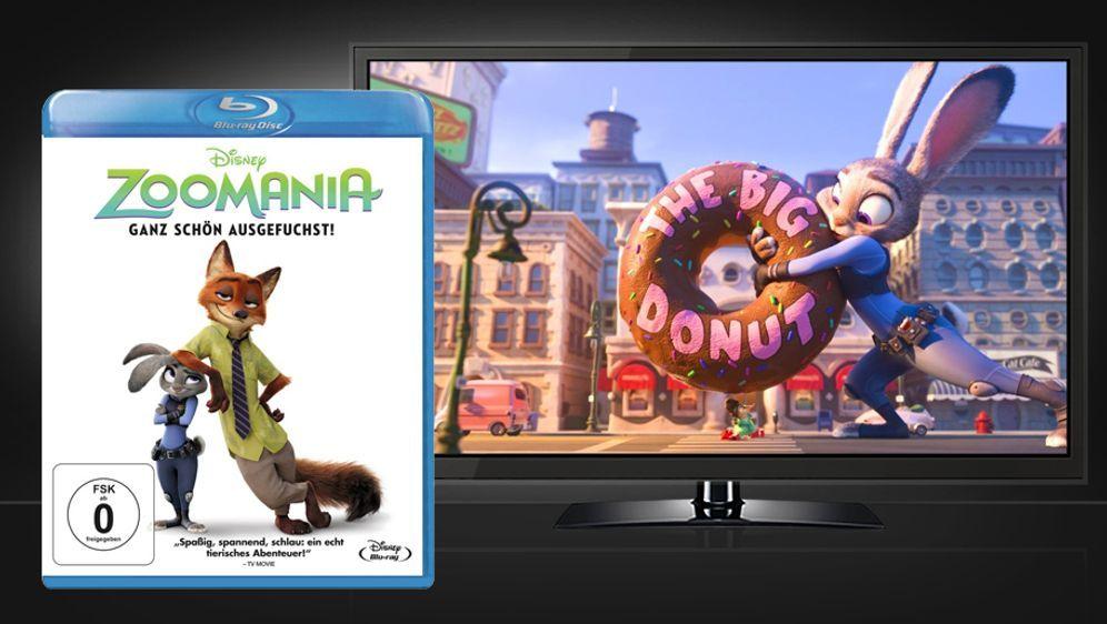 Zoomania (Blu-ray Disc 3D) - Bildquelle: Walt Disney Studios Home Entertainment