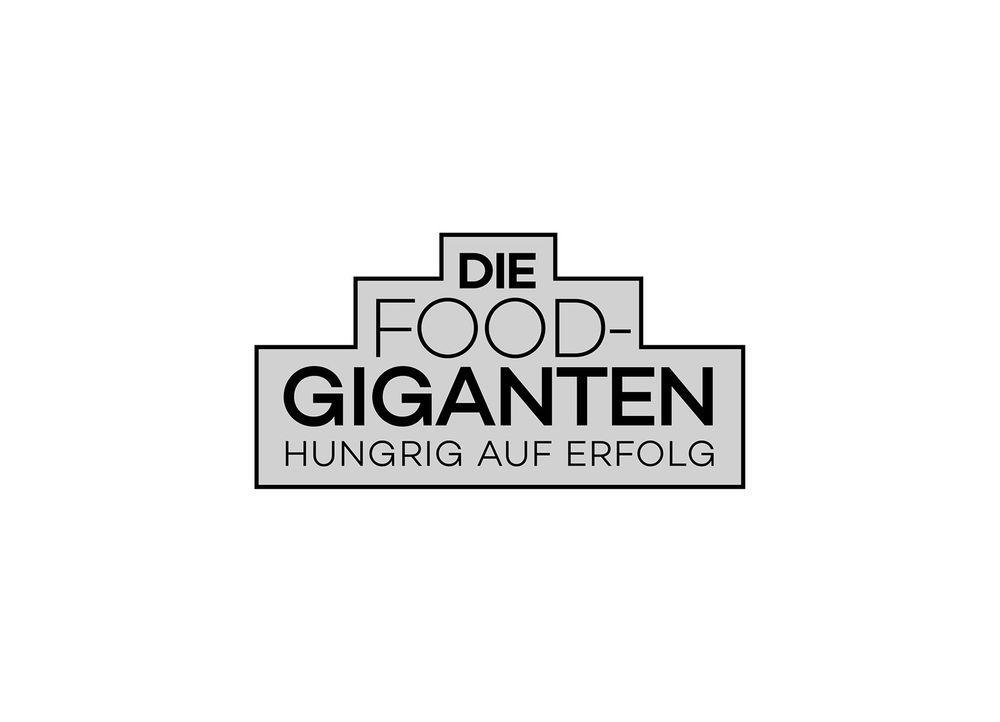 DIE FOOD-GIGANTEN - Logo - Bildquelle: kabel eins