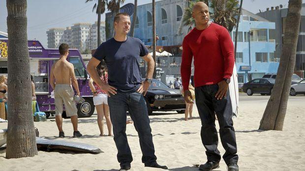 Navy Cis: L.a. - Navy Cis: L.a. - Staffel 4 Episode 7: Die Größte Welle
