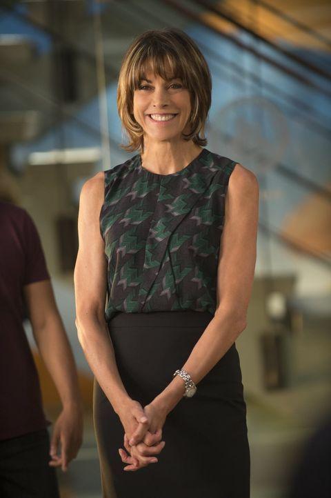 Ist stolz auf ihr Team: Lindsay Cole (Wendie Malick) ... - Bildquelle: Warner Brothers