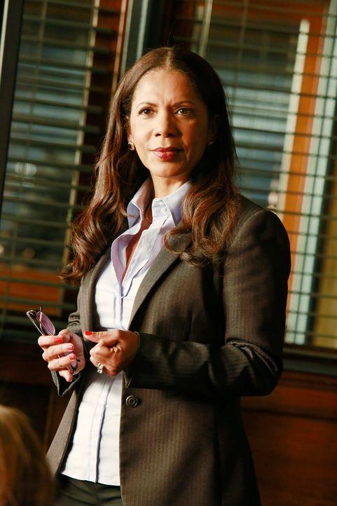 Captain Victoria Gates (Penny Johnson) hat einen neuen Fall für ihre Kollegen ... - Bildquelle: 2013 American Broadcasting Companies, Inc. All rights reserved.