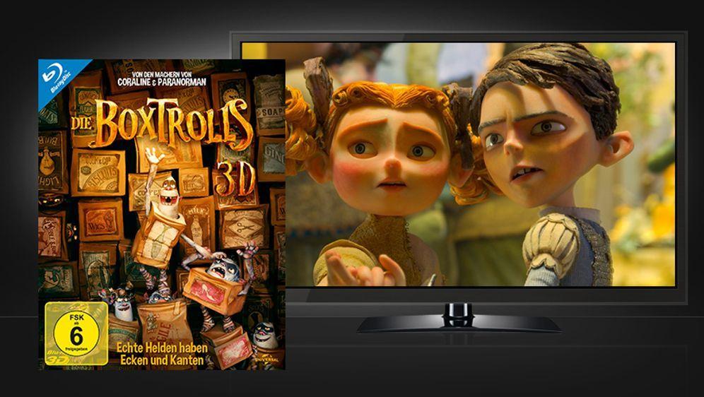 Die Boxtrolls (Blu-ray Disc) - Bildquelle: Universal Pictures
