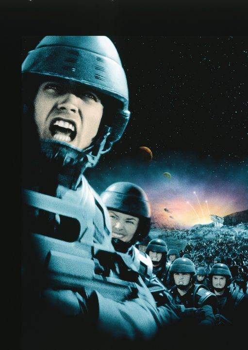 Starship Troopers - Artwork - Bildquelle: TriStar Pictures