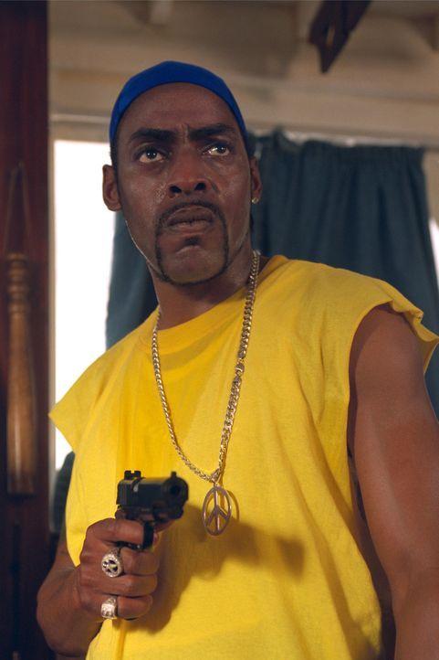 Fischt nach verloren gegangenen Drogengeldern: Ice (Coolio) ... - Bildquelle: 2003 Sony Pictures Television Inc. All Rights Reserved.