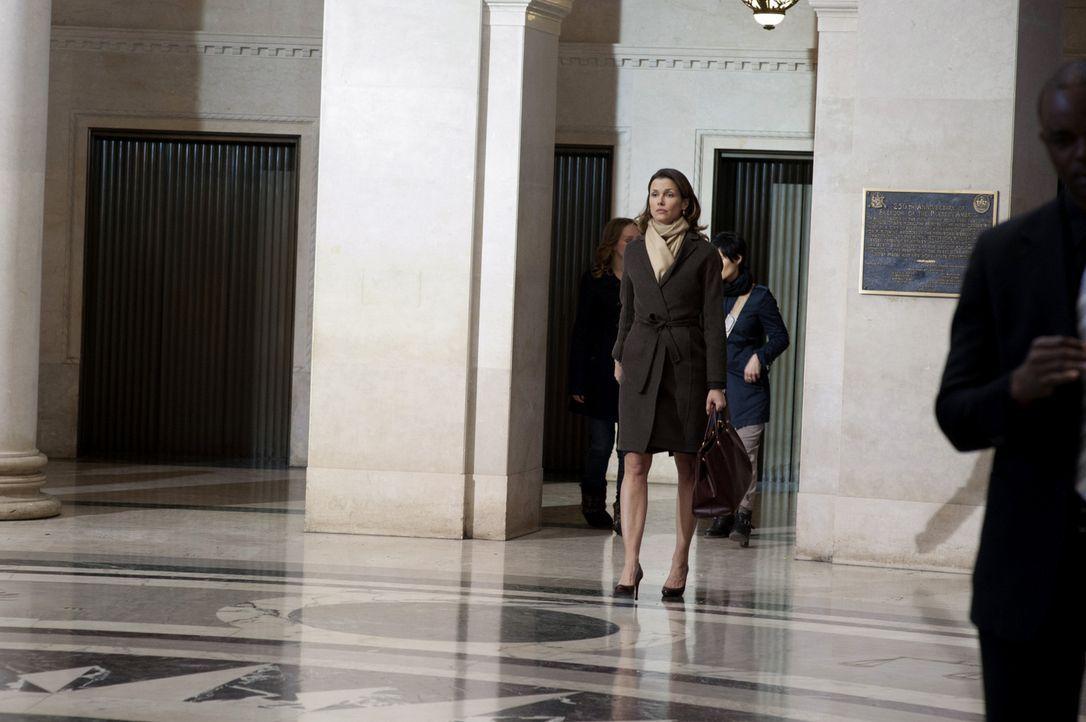 Wenn es vor das Gericht geht, kennt sie keine Gnade mehr: Erin (Bridget Moynahan) ... - Bildquelle: Jojo Whilden 2011 CBS Broadcasting Inc. All Rights Reserved