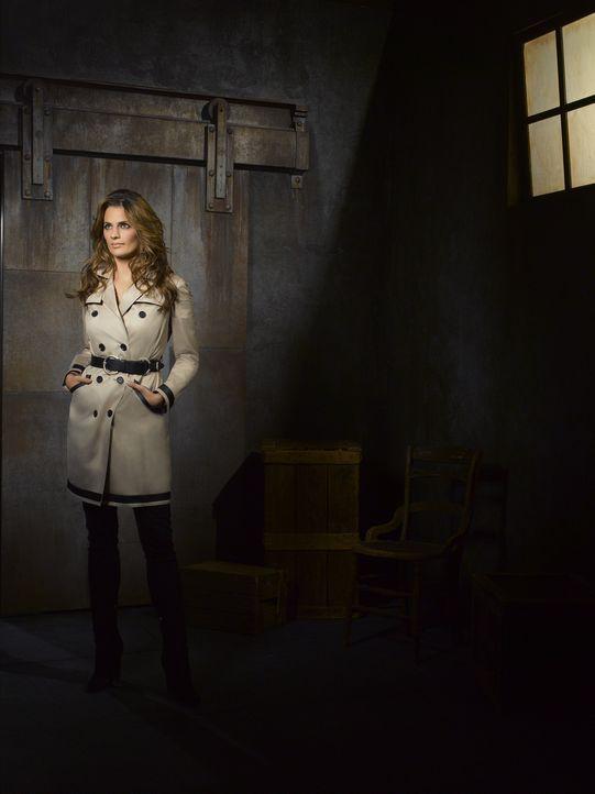 (5. Staffel) - Wird Kate Beckett (Stana Katic) endlich zu ihren Gefühlen, die sie für Castle hat, stehen? - Bildquelle: ABC Studios