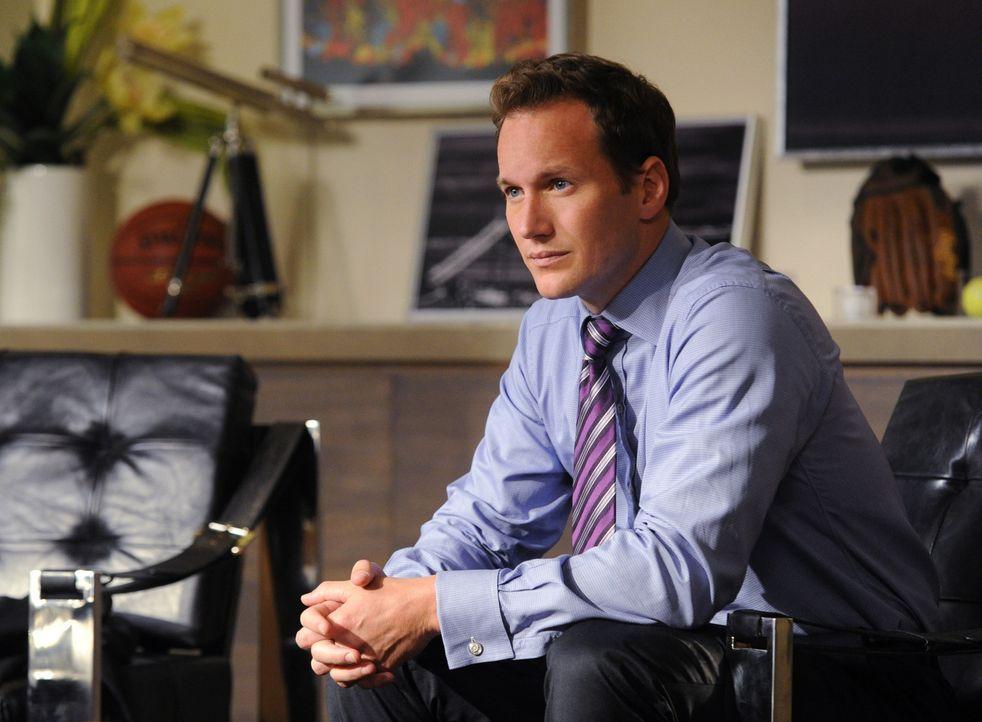 Macht sich auf die Suche nach einer Nachfolgerin von Anna:  Dr. Michael Holt (Patrick Wilson) - Bildquelle: 2011 CBS BROADCASTING INC. ALL RIGHTS RESERVED