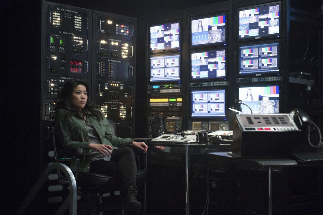 Der Präsident persönlich setzt das Team Scorpion auf einen neuen Fall, als der Rechner angezapft wird, welcher zuständig für die Datenverarbeitung d... - Bildquelle: Neil Jacobs 2016 CBS Broadcasting, Inc. All Rights Reserved. / Neil Jacobs