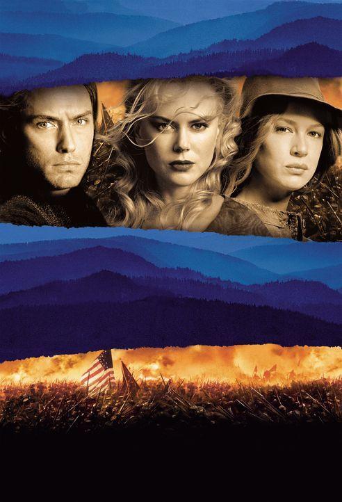 """""""Unterwegs nach Cold Mountain"""" mit (v.l.n.r.) Jude Law, Nicole Kidman und Renée Zellweger ... - Bildquelle: Phil Bray MIRAMAX Films/Dimension Films. All Rights Reserved."""