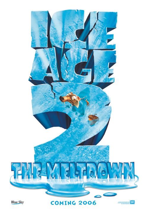 ICE AGE 2 - JETZT TAUT'S - Plakat - Bildquelle: TM &   2006 Twentieth Century Fox Film Corporation. All Rights Reserved.