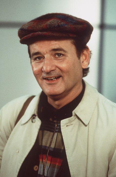 Überraschung: Der vertrottelte Wallace Ritchie (Bill Murray) kommt auf Besuch zu seinem Bruder James nach London ... - Bildquelle: Warner Bros.