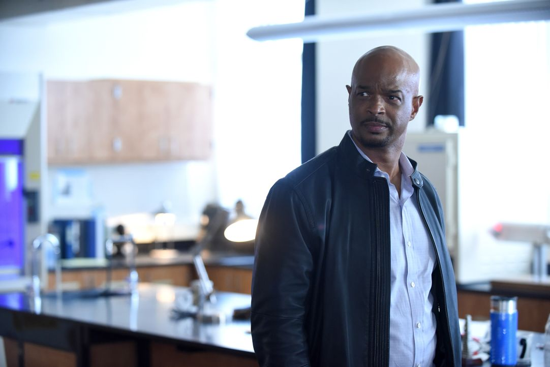 Roger Murtaugh (Damon Wayans) - Bildquelle: Ray Mickshaw 2019 Warner Bros. Entertainment Inc. All Rights Reserved. / Ray Mickshaw