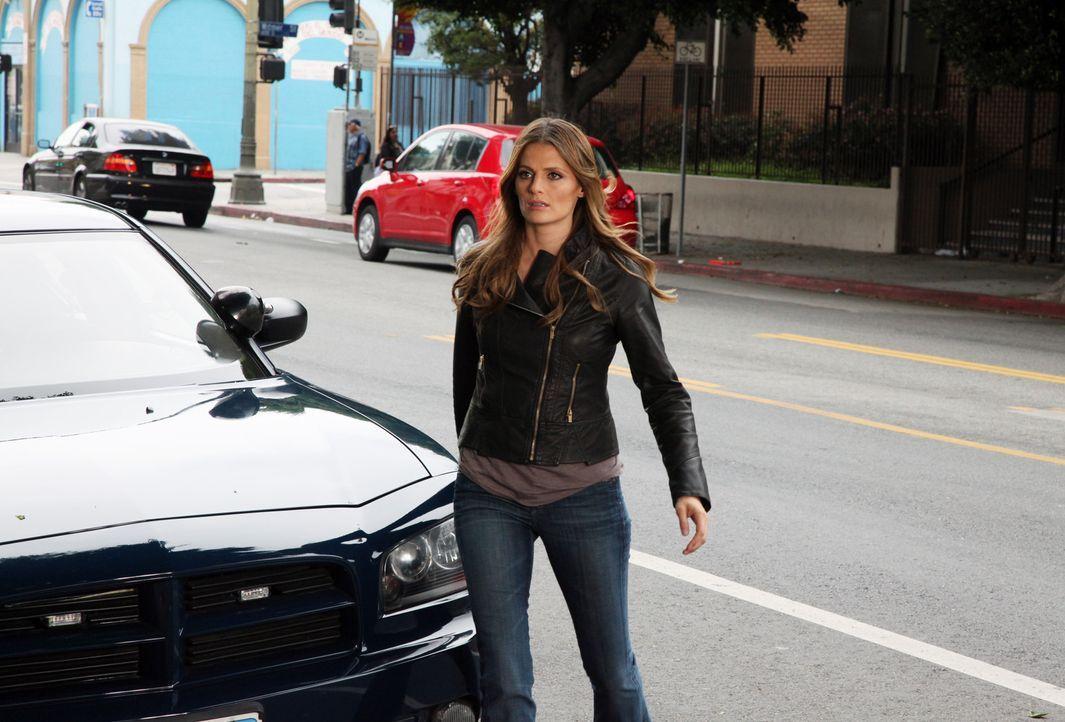 Kate Beckett (Stana Katic) hat einen neuen Job in Washington angeboten bekommen. Wird sie diesen annehmen? - Bildquelle: ABC Studios