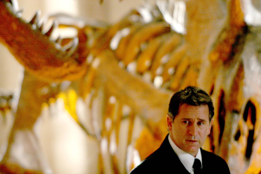 Nachdem Ian Norville von einem Ausflug in ein Museum in Manhattan nicht zurückkehrt, werden Jack Malone (Anthony LaPaglia) und sein Team beauftragt,... - Bildquelle: Warner Bros. Entertainment Inc.
