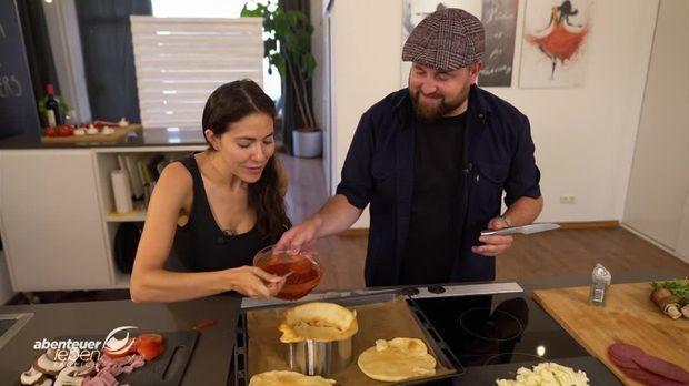 Abenteuer Leben - Abenteuer Leben - Freitag: Pizza Mal Anders - Teil 1