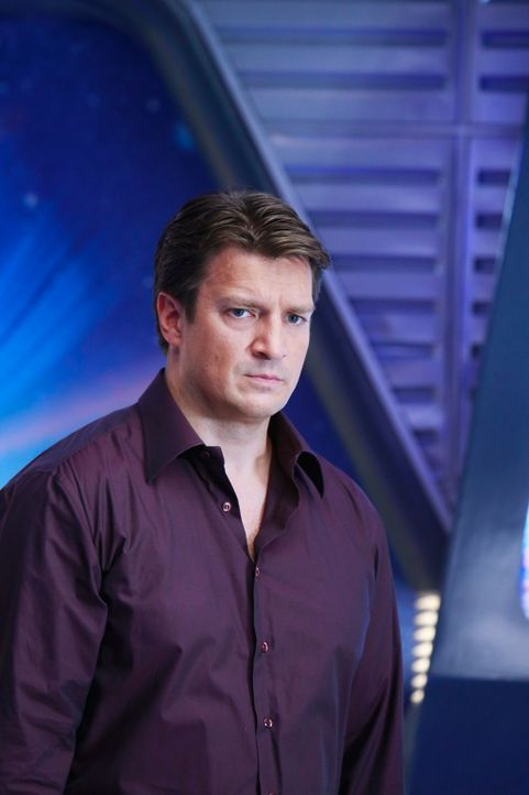 Richard Castle (Nathan Fillion) und Beckett untersuchen einen Mord, der auf einer Science-Fiction-Convention stattgefunden hat. Castle kann nicht ve... - Bildquelle: 2012 American Broadcasting Companies, Inc. All rights reserved.